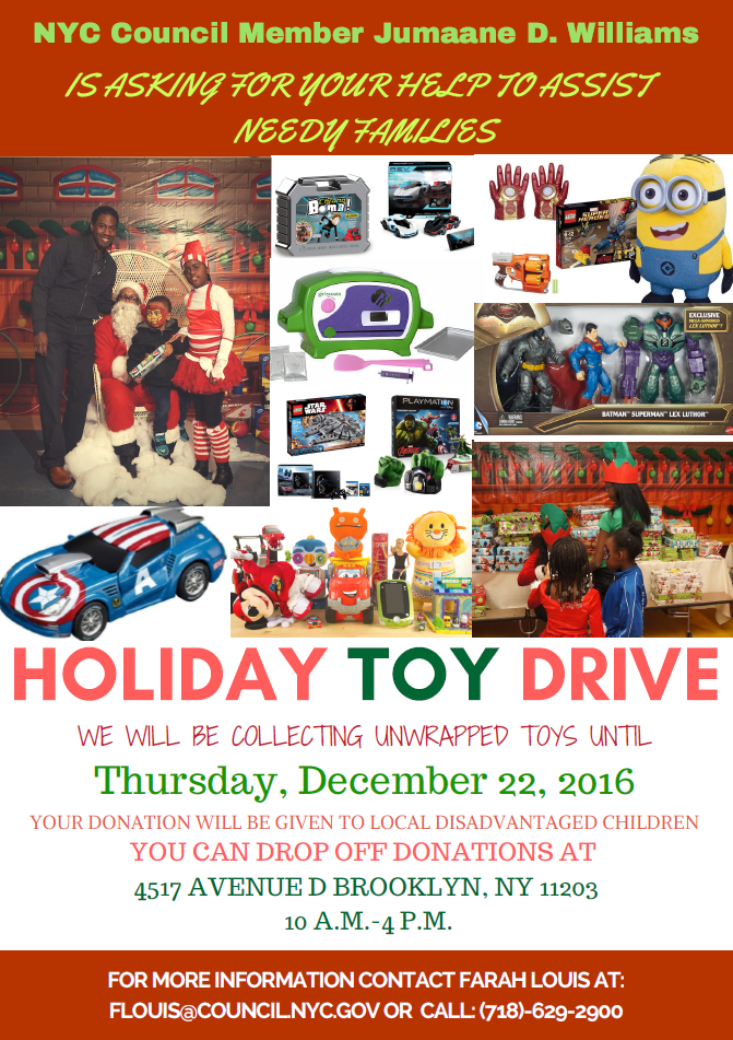 Christmas Toy Giveaway 2020 Nyc Holiday Events, Drives & Volunteer Opportunities | Brooklyn